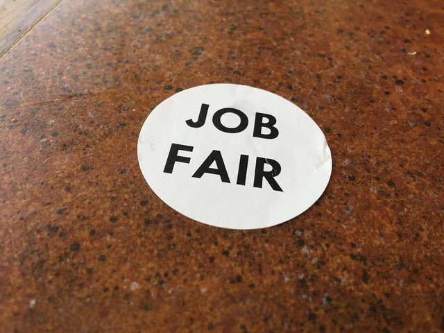 LEDA Job Fair Recap